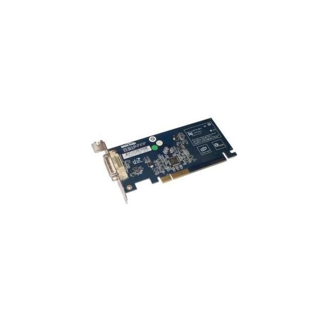 marque generique - GENERIQUE Carte Adaptateur DVI-D ADD2-N Pci-Express HP 398333-001 Double Ecran Low Profile - Carte Graphique