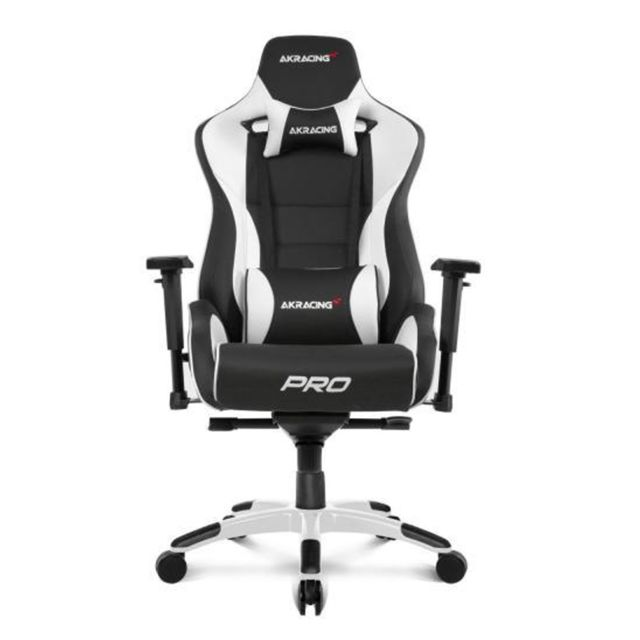 Akracing - Master Pro - Blanc - Chaise gamer