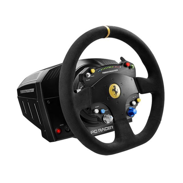 Thrustmaster -Volant TS-PC Racer 488 Challenge Edition Thrustmaster  - Thrustmaster