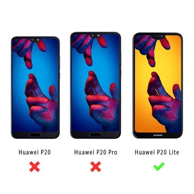 Evetane - Coque Huawei P20 Lite souple transparente Queen Motif Ecriture Tendance Evetane.