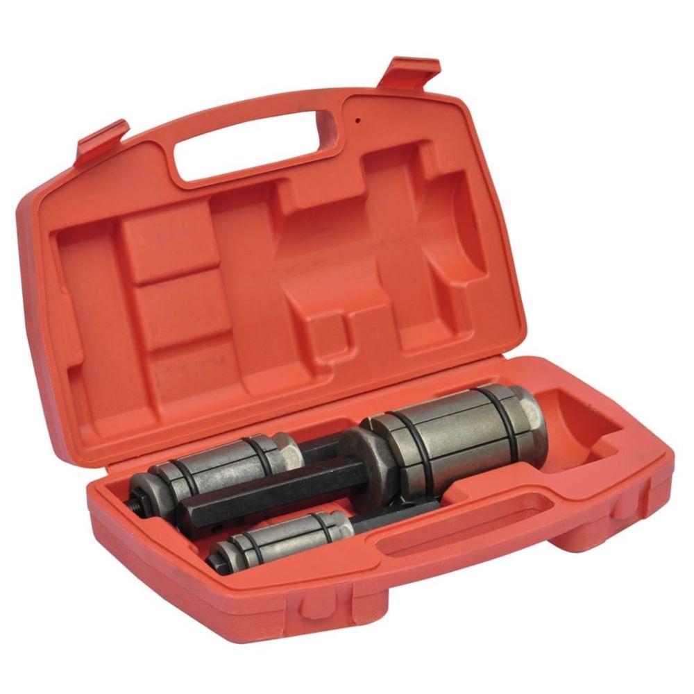 Vidaxl Kit d'expandeur pour tuyau d'échappement 4 pièces |