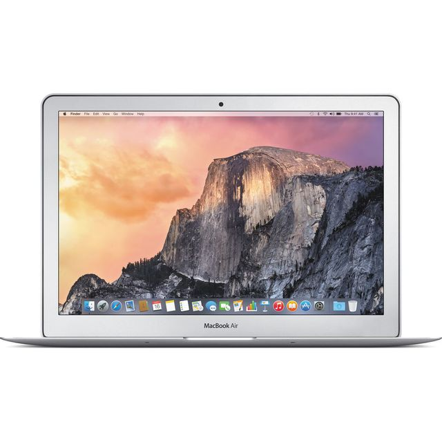 Apple - MacBook Air 13 - 256 Go - MJVG2F/A - Argent - Ordinateur portable reconditionné