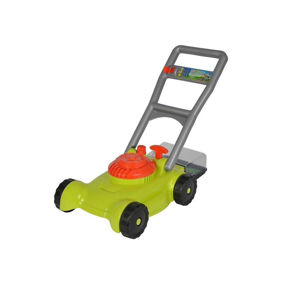 Simba Toys Simba Toys 107137716 Tondeuse à gazon - Vert / orange