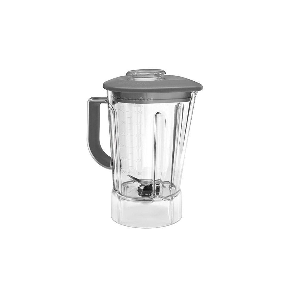 Kitchenaid kitchenaid - bol policarbonate pour blender/mixeur artisan 1.75l - 5kpp56el