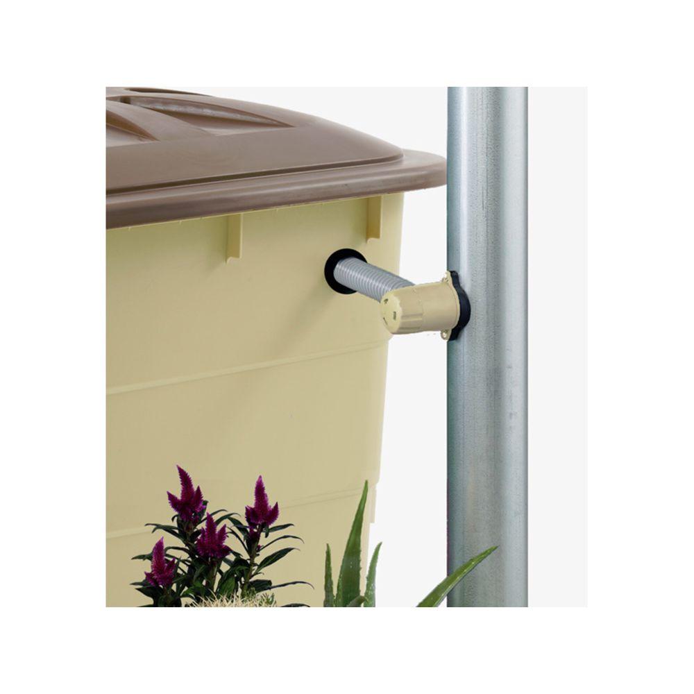 Garantia Collecteur récupérateur eau de pluie gouttière Speedy Eco Sable