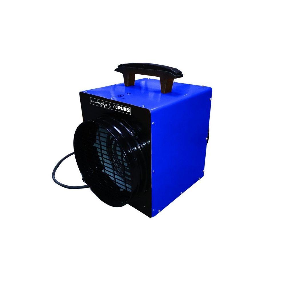 Splus SPLUS - Aérotherme électrique 3,3 kW Mono 230V 22°C max. - ELP 4