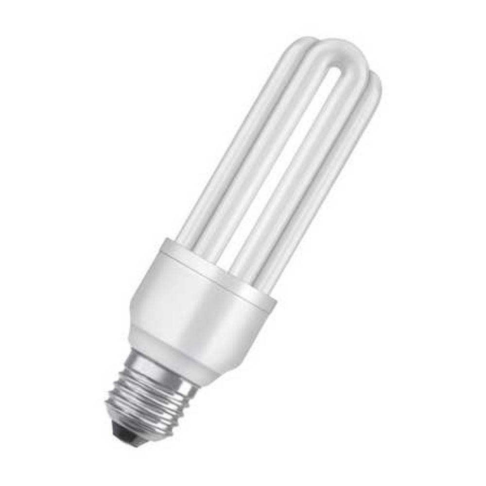 Osram ampoule fluocompacte - osram dulux pro stick - culot e27 - 15 watts - 2700k - osram 363824