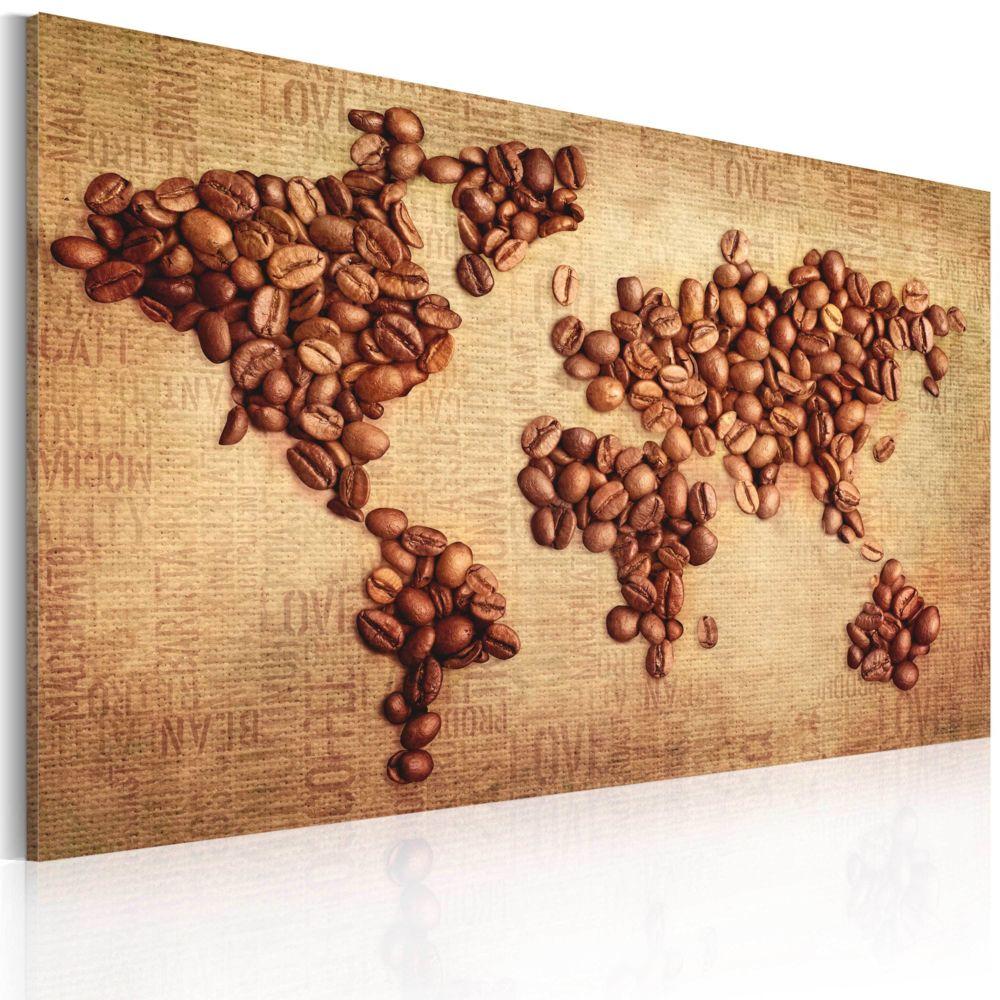 Declina Tableau - Cafés du monde