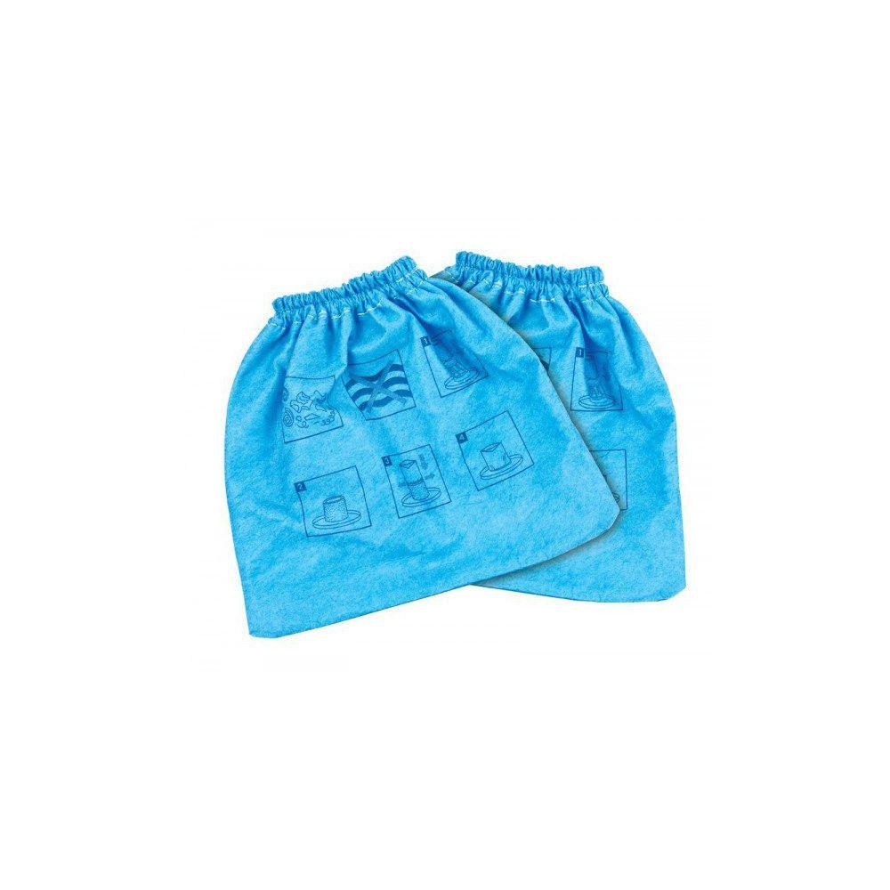 EWT EWT Lot de 2 pochettes filtrantes pour aspirateur CS Comfort Ref. ACPOCHFILTREX2
