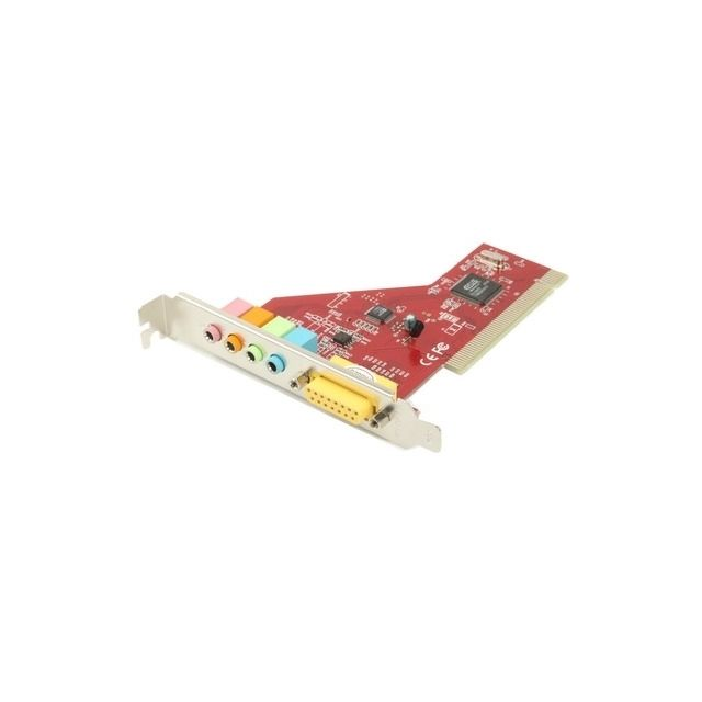 Wewoo - Carte son PCI 4 canaux ESS - Carte Graphique