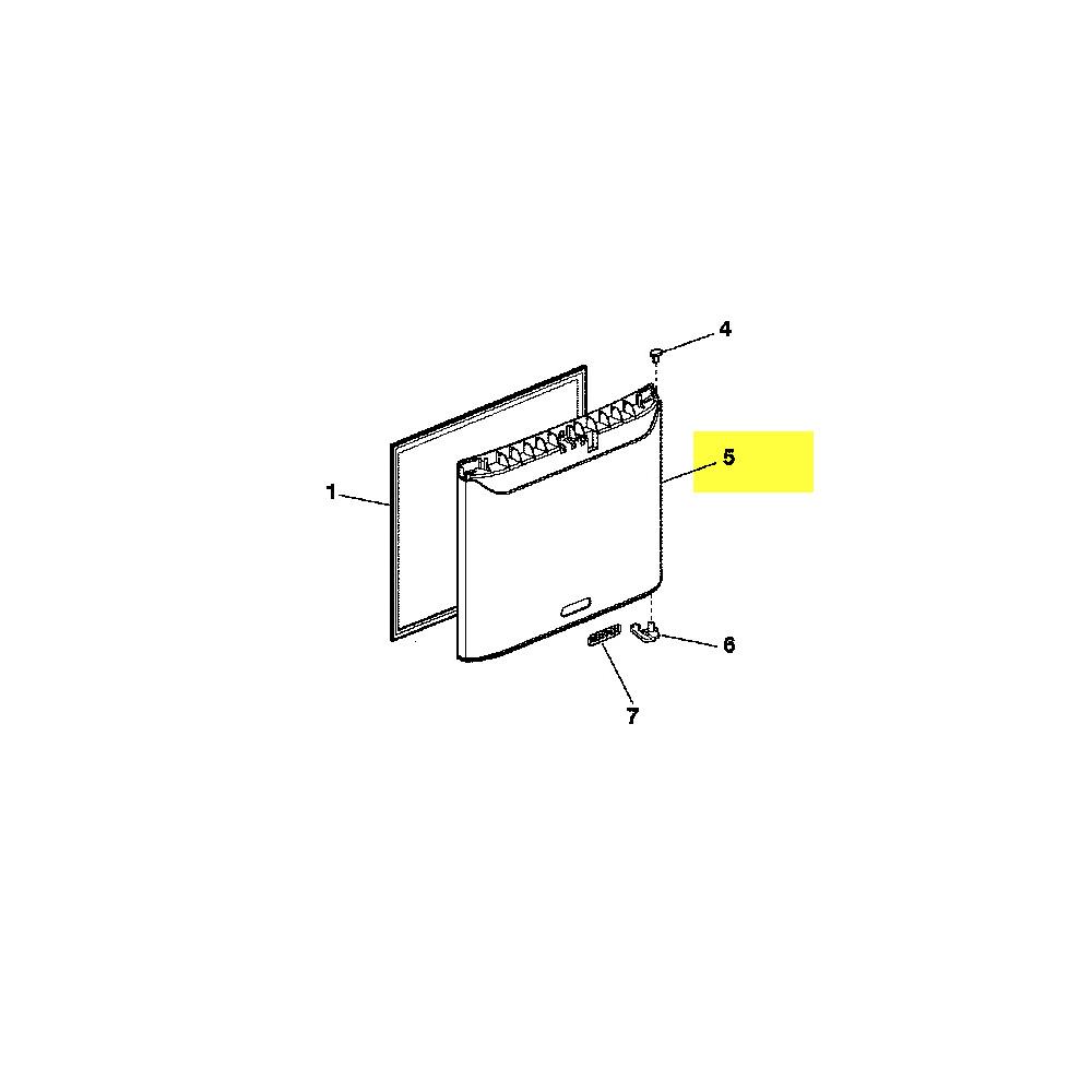 Hotpoint Porte Freezer Pw reference : C00117984