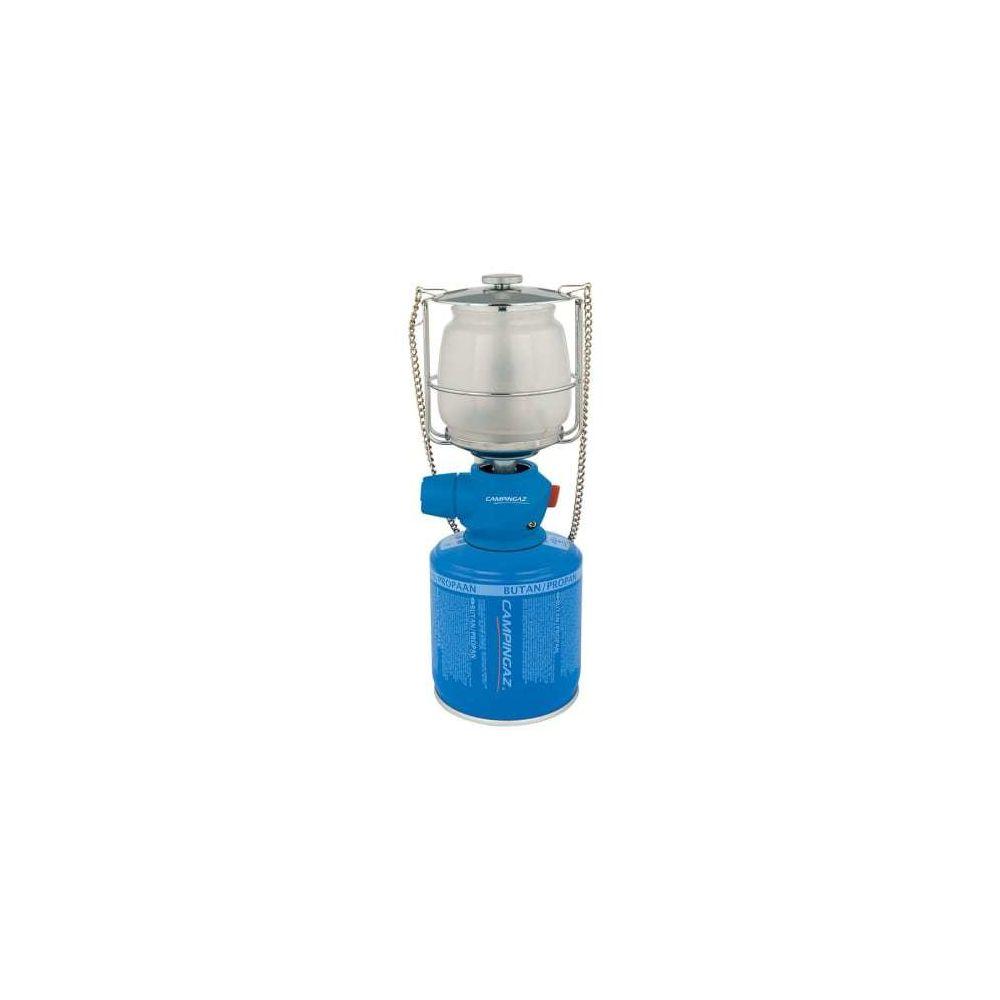 Campingaz Lampe à gaz Campingaz Lumostar Plus PZ pour cartouche CV 470/CV 300 bleu blanc