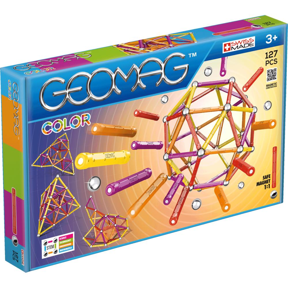 Geomag Color - 127pcs - GMC04