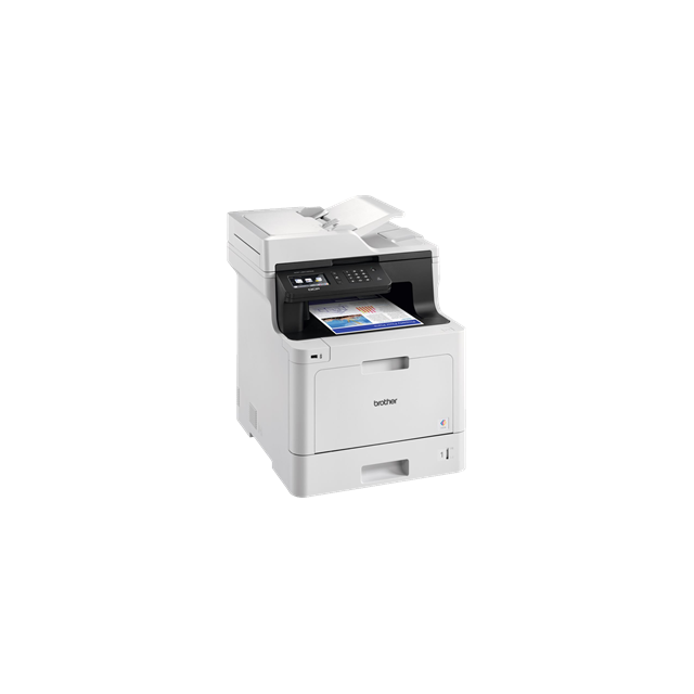 Brother -Imprimante multifonction DCP-L8410CDW laser couleur Brother  - Imprimante Laser