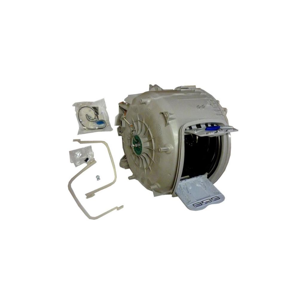 Electrolux ENSEMBLE CUVE AVEC TAMBOUR CARBORAN C4 POUR LAVE LINGE ELECTROLUX - 407143115