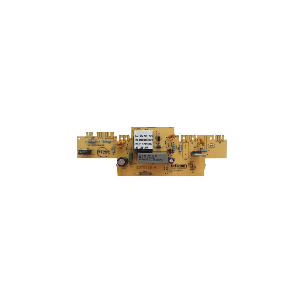 Scholtes CARTE THERMOSTAT ELECTRONIQUE ETD01 POUR REFRIGERATEUR SCHOLTES - C00193613