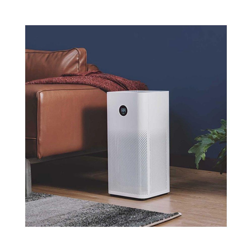 Wewoo Humidificateur d'Air blanc pour la maison, CADR 310m3 / h, Smartphone Télécommande 2S Multipurpose Air Cleaner de santé