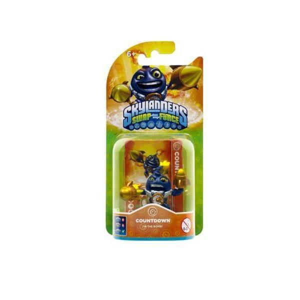 Jeux PC Activision Figurine Skylanders : Swap Force - Countdown