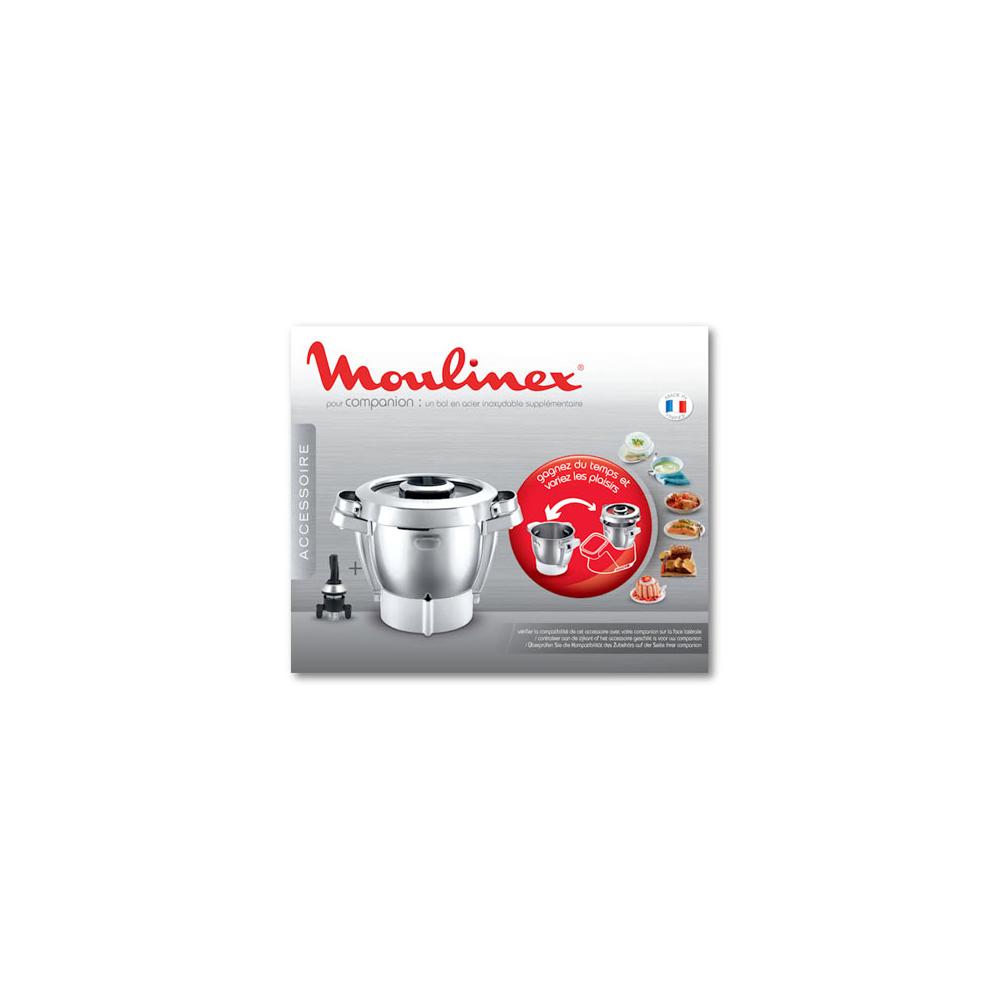 Moulinex BOL COMPLET COMPANION POUR PETIT ELECTROMENAGER MOULINEX - XF38CE10