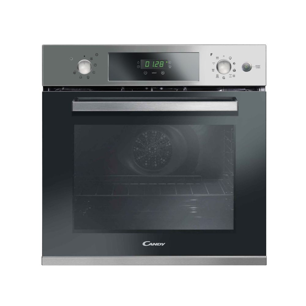 Candy candy - four intégrable 70l 56cm a inox - fcp886xs