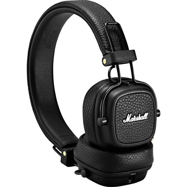 Marshall -casque Ecouteurs Bluetooth Marshall Major III Marshall  - Marshall