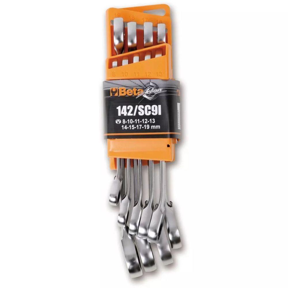 Beta Tools Beta Tools 9 clés 142/SC9I Acier 001420087
