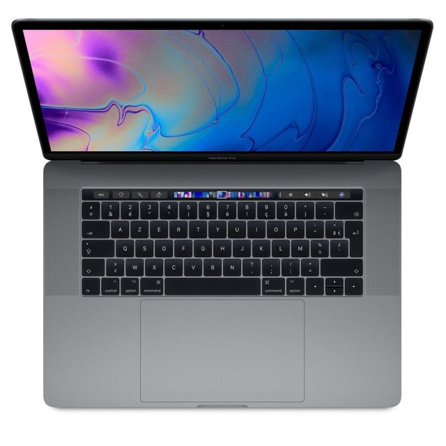 "Apple - MacBook Pro 15"""" Core i9 32Go 1To SSD Retina TouchBar Touch ID (MMV18FN/A) Gris Sidéral Apple   - Ordinateur portable reconditionné"