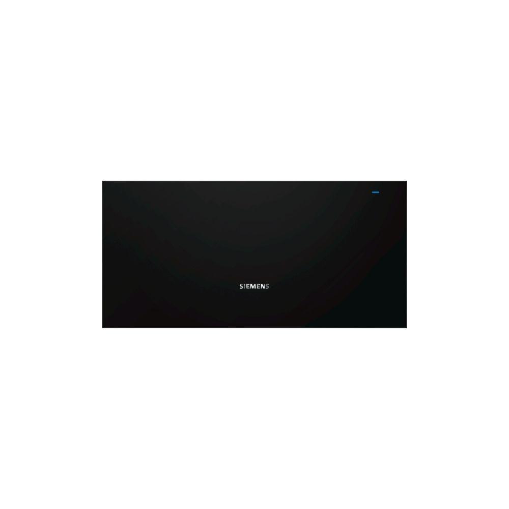 Siemens siemens - tiroir chauffant 29cm noir/inox - bi630dns1