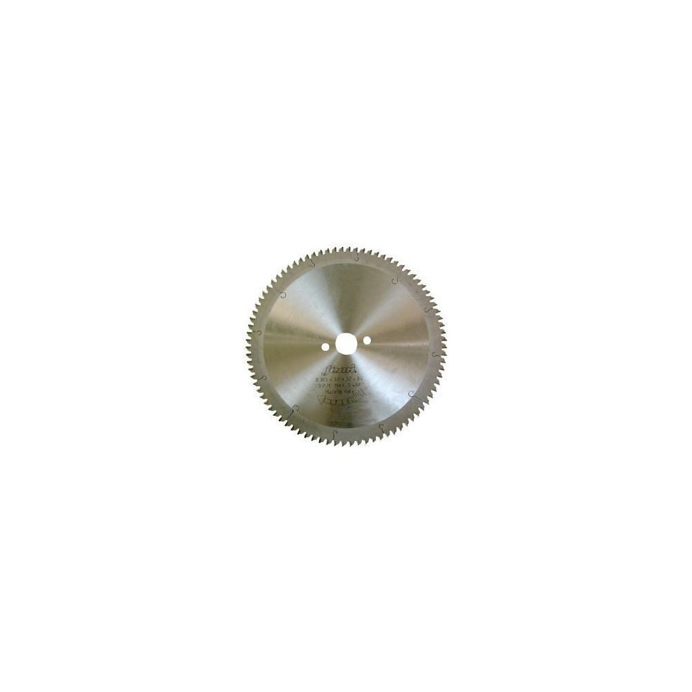 Femi Femi - Lame circulaire pour aluminium Ø 254x30 mm - 80 dents
