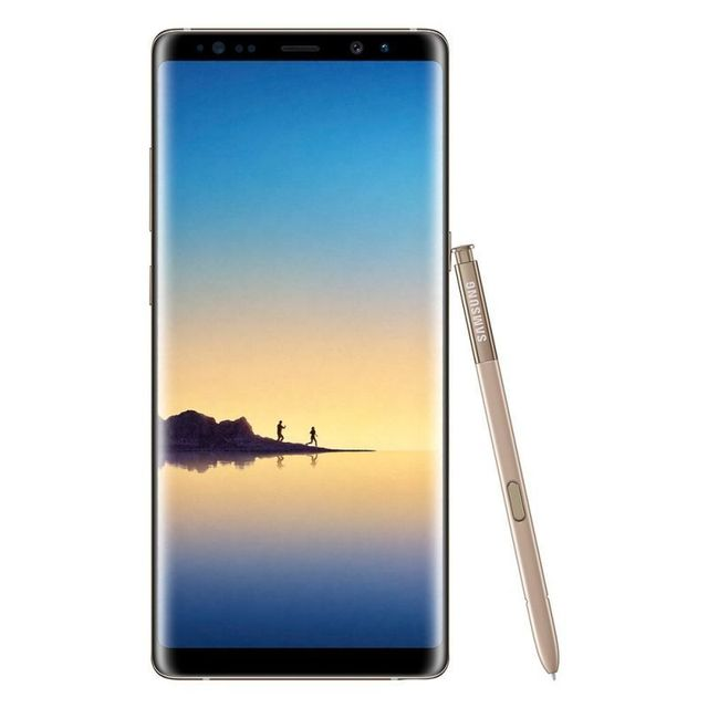 Samsung - Samsung N950F Galaxy Note 8 Or - Smartphone Android 6.3 (16,0 cm)