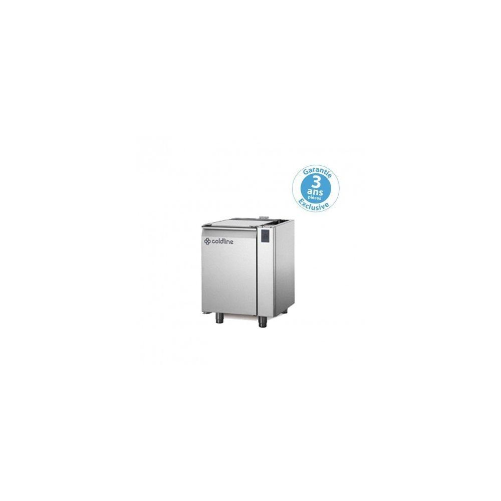 Materiel Chr Pro Table réfrigérée négative - sans groupe - 1 porte - 145 litres - profondeur 800 - 600 x 400 - sans dessus -