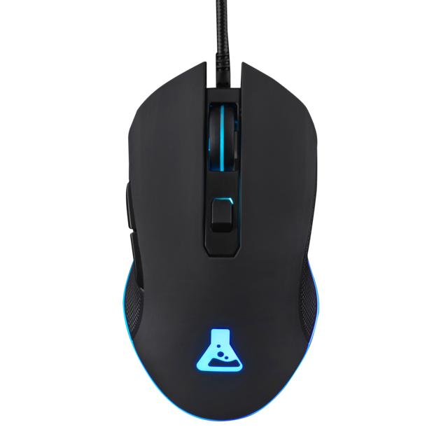The G-Lab - Souris gamer KULT HELIUM - Noir - Souris Gamer
