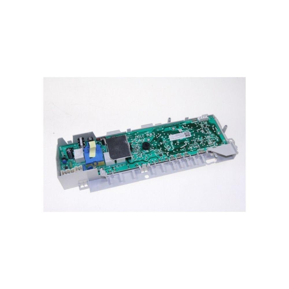 Electrolux Electronique configuré ewm212 pour lave linge electrolux