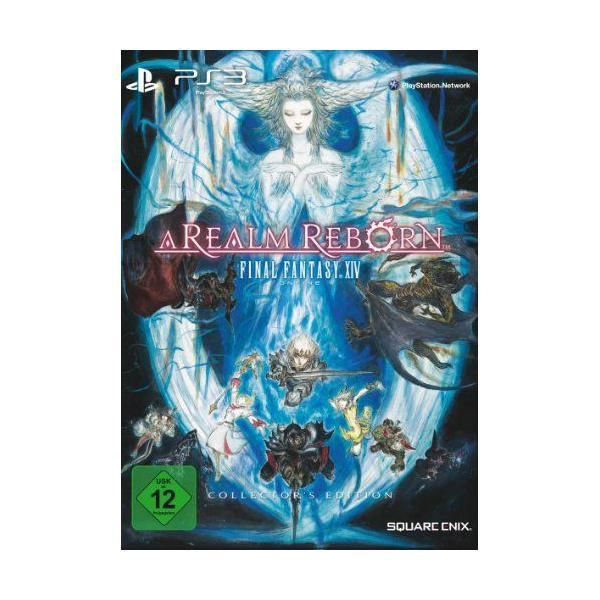 Jeux retrogaming Koch Final Fantasy XIV : A Realm Reborn - collector's edition [import allemand]