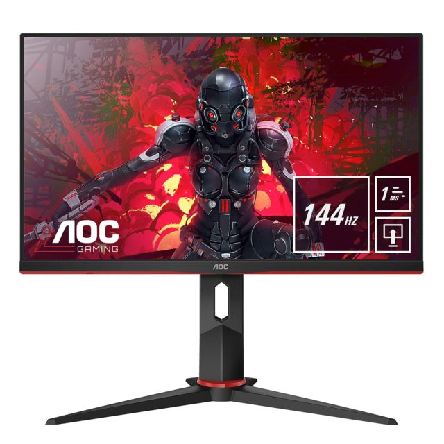 "Aoc - 27"""" LED 27G2UBK - Moniteur PC 144 hz"