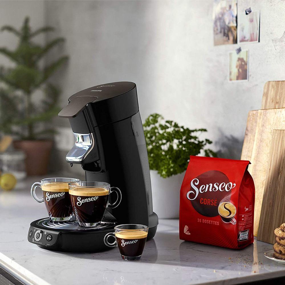 Philips Machine à café de 0,9L 1450W noir