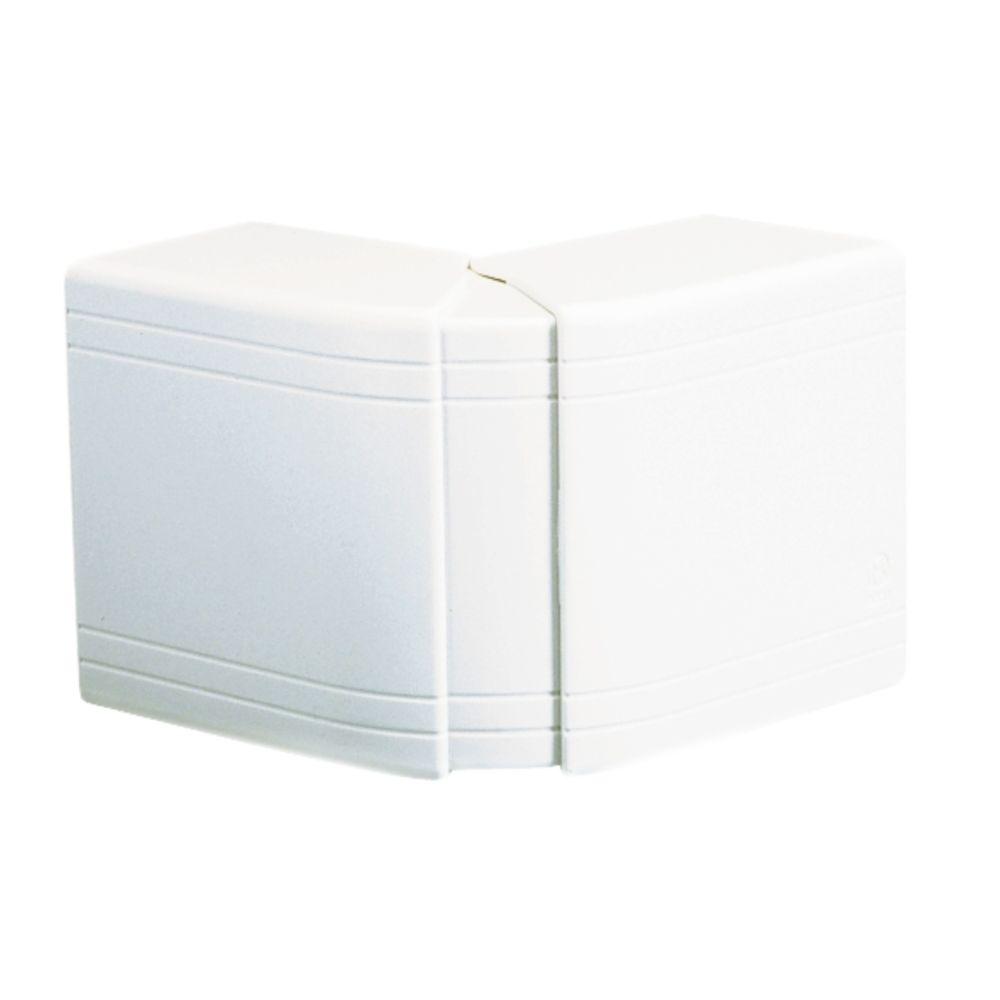 Iboco angle extérieur variable - 80 x 40 - blanc - ta-e/g - iboco 01708