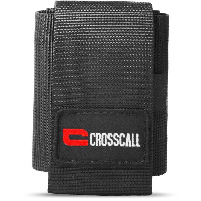 Crosscall - Etui universel Spider X1/X4 et Shark V3/X3 - Accessoire Smartphone