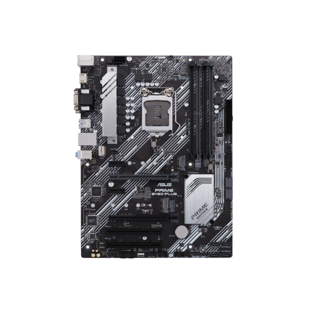 Asus - INTEL B460-PLUS PRIME - ATX - Carte mère Intel