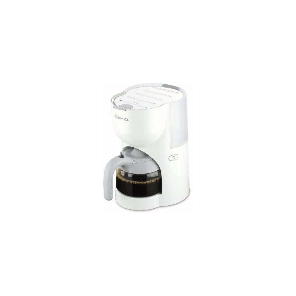 Kenwood cafetière électrique de 0,5L pour 6 tasses 650w blanc