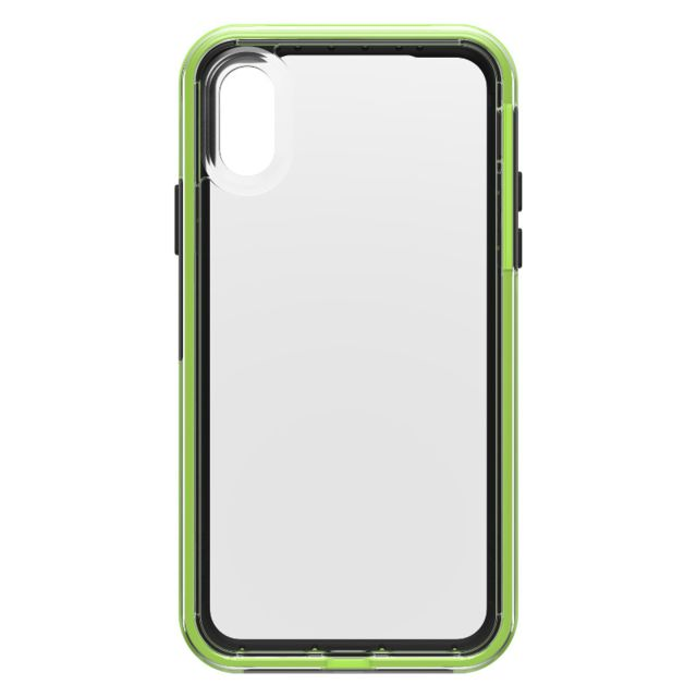 "LifeProof - LifeProof SLAM 6.5"""" Housse Noir, Vert, Transparent - LifeProof"