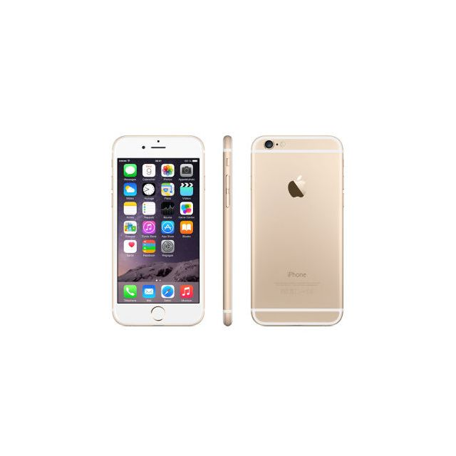 Apple - iPhone 6 - 16 Go - Or - iPhone