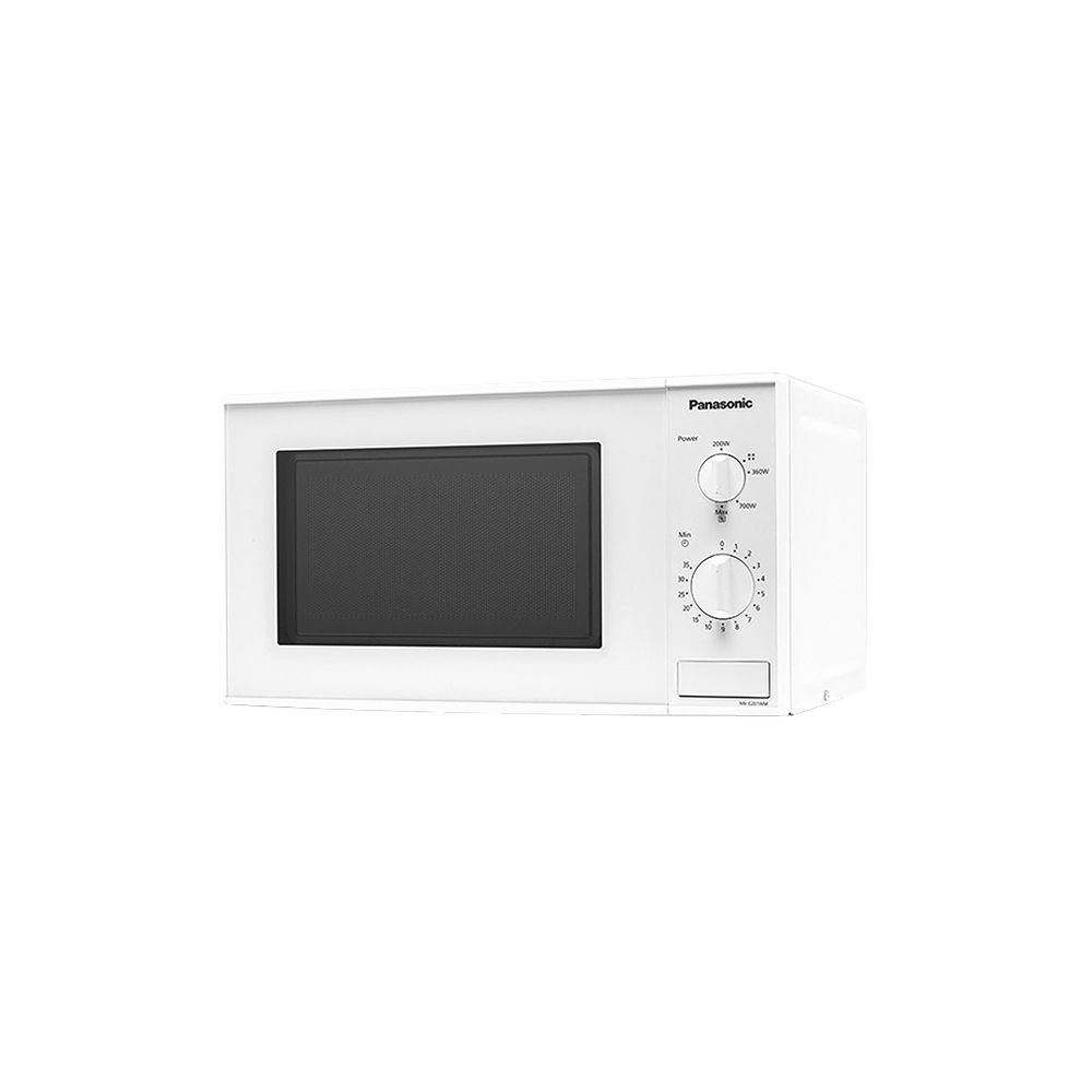 Panasonic panasonic - micro-ondes 20l 800w blanc - nn-e201wmepg