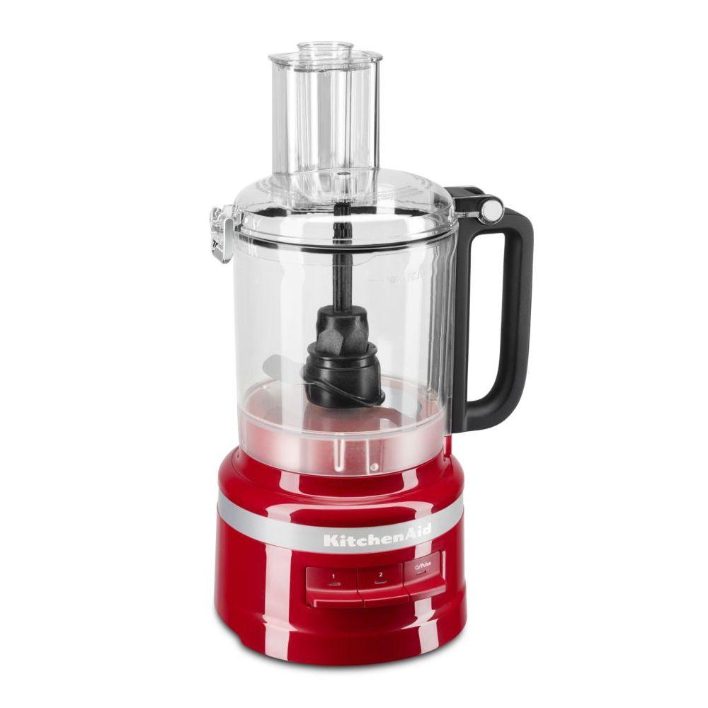 Kitchenaid kitchenaid - robot ménager multifonction 1.7l 250w rouge empire - 5kfp0719eer