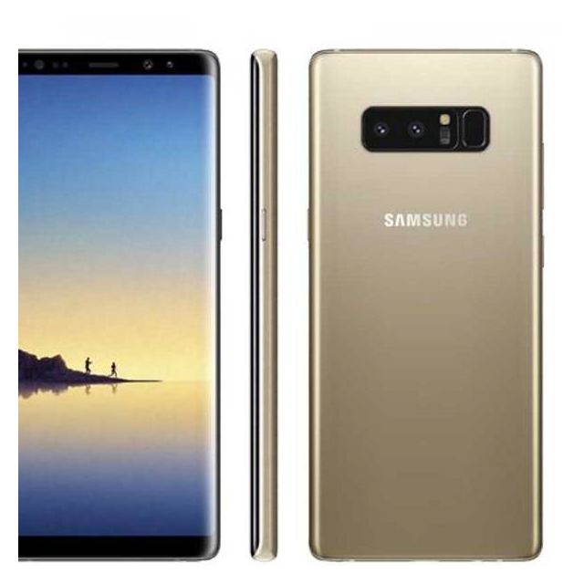 Samsung - Samsung N950 Galaxy Note 8 4G 64 Go maple gold EU - Occasions Huawei P30