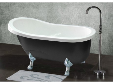 Shower Design Baignoire Ilot Retro Egee Ii 171l 145 74 77cm