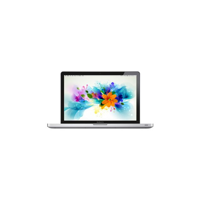 "Apple - MacBook Pro 2,4GHz 4Go/250Go SuperDrive 15"" Unibody - Ordinateur portable reconditionné"