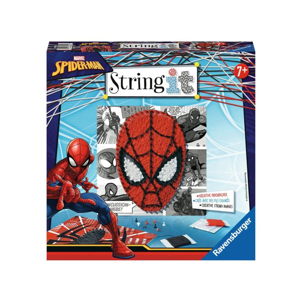 Ravensburger Ravensburger - String It midi: Spider-man, Marvel