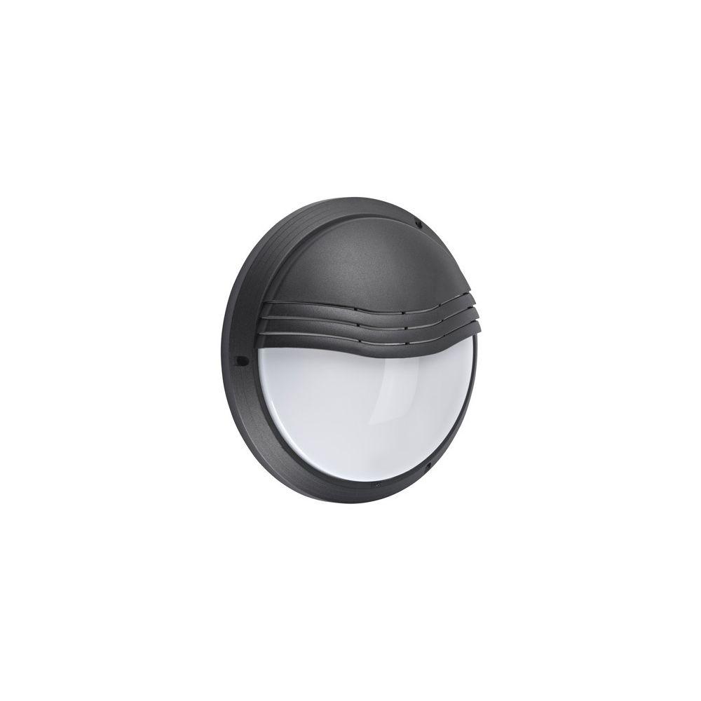 Aric hublot décoratif extérieur rond diamètre 270 mm aric 270tp noir