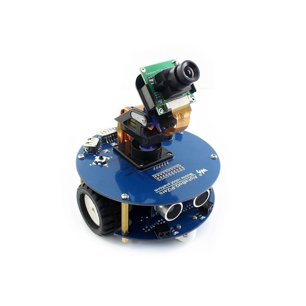 Wewoo Kit de construction de robot AlphaBot2 Waveshare pour Raspberry Pi Zero / Zero W no Pi